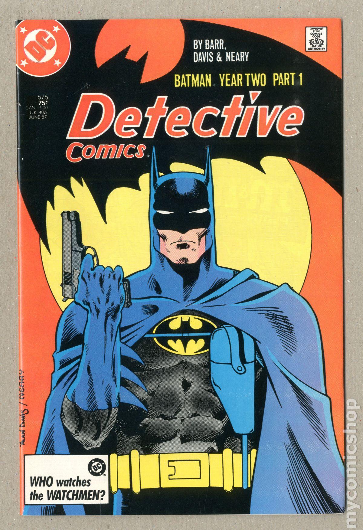 收藏品 漫画 铜器年代(1984-1991) superhero 蝙蝠侠  if you want t
