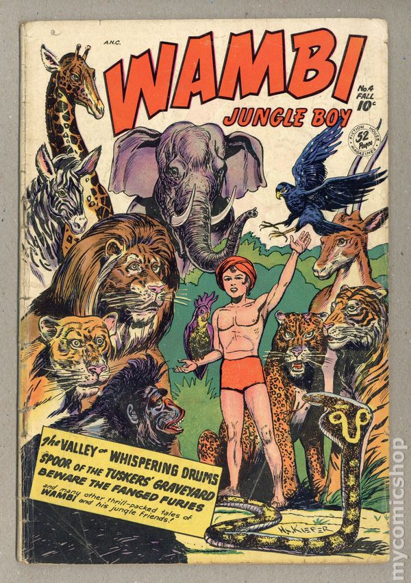 Jungle Boy (1971)