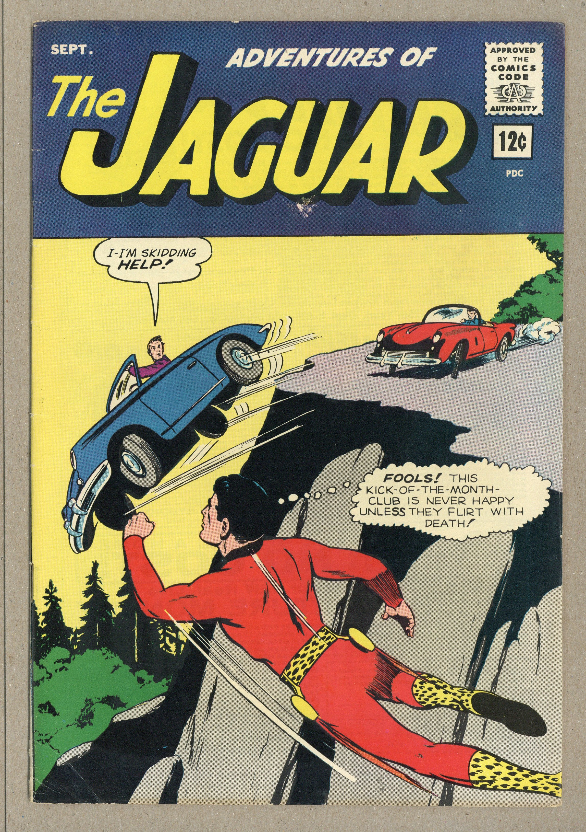 Смотреть комиксы ягуар 18 фотография