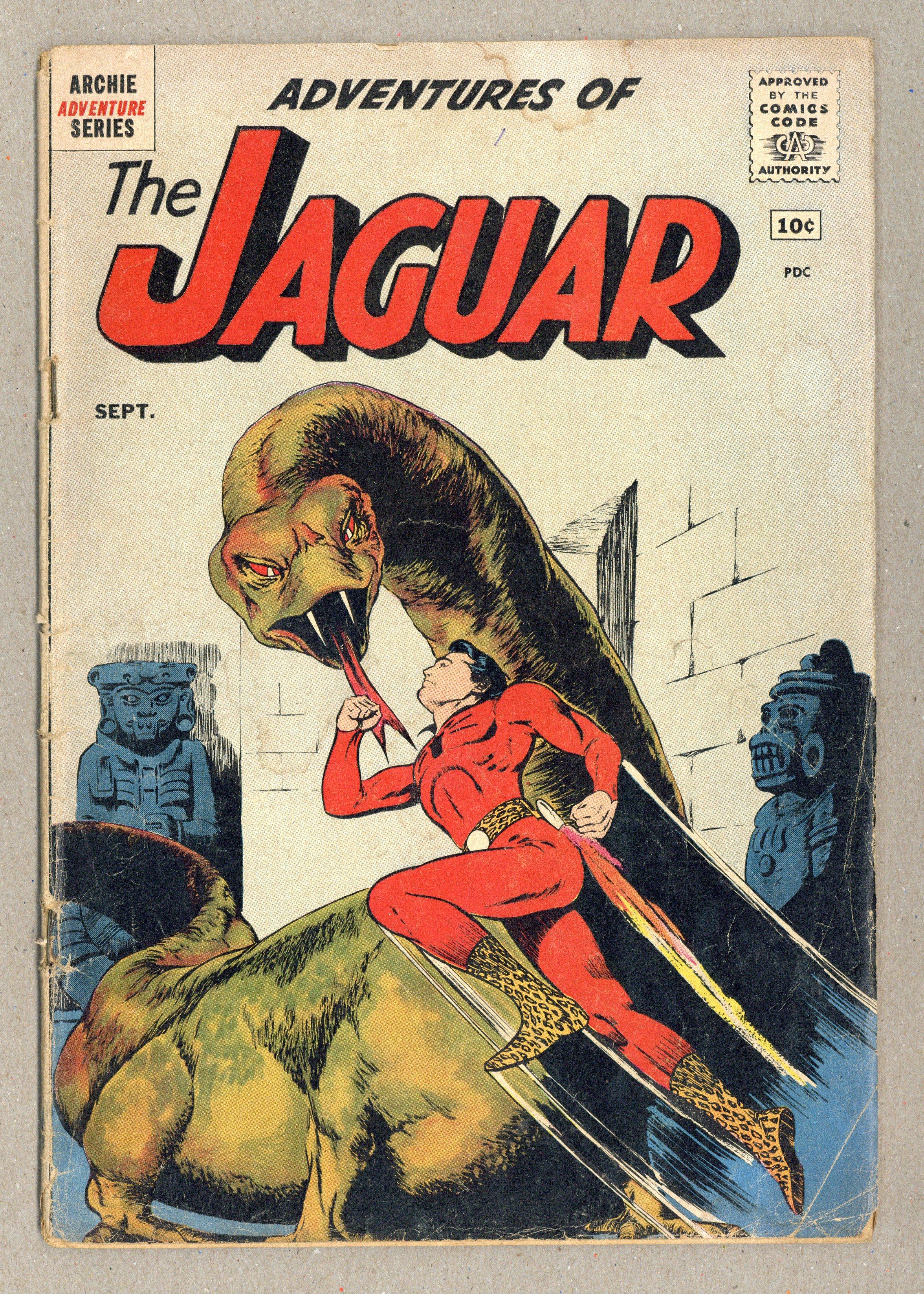 Смотреть комиксы ягуар 8 фотография