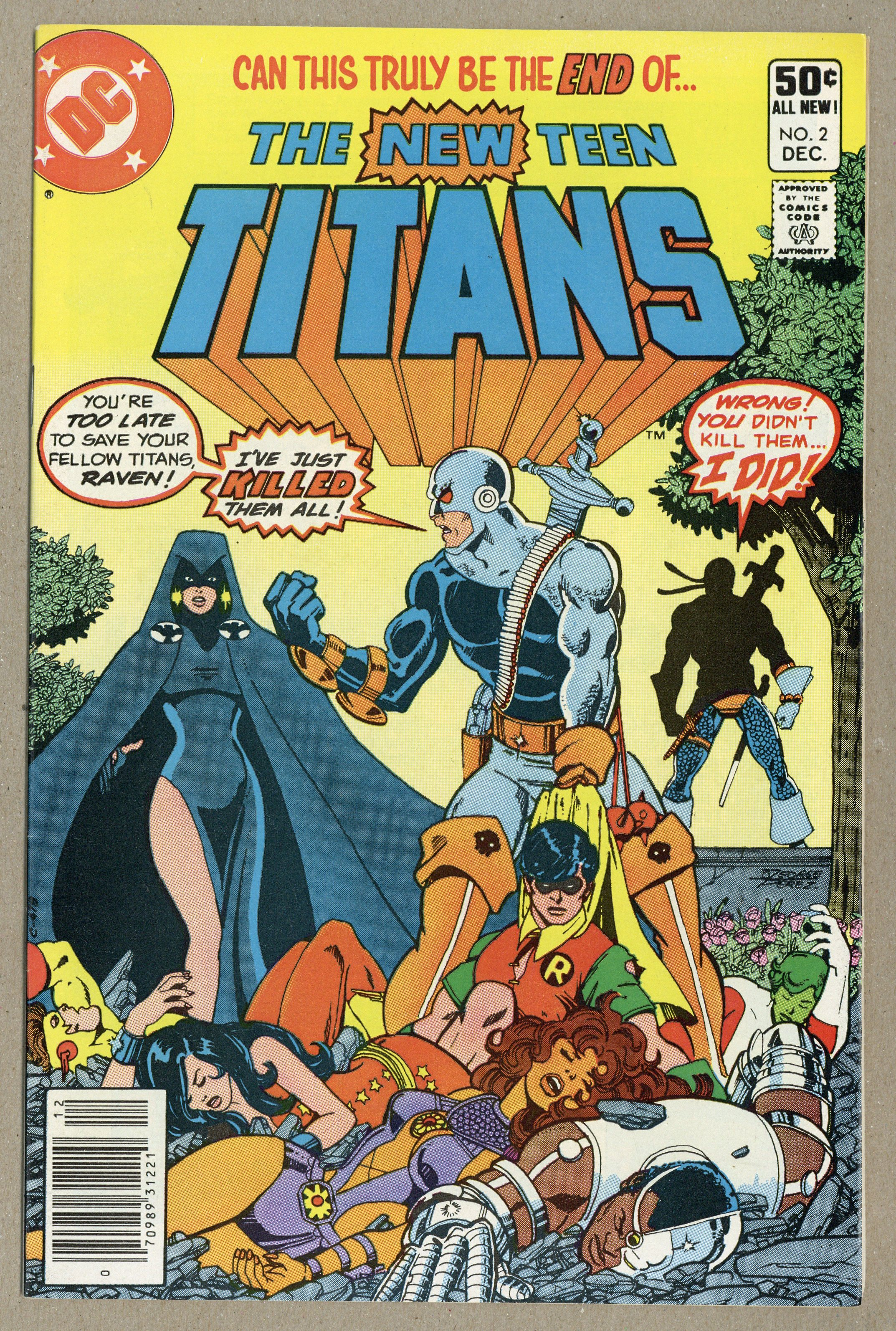 Of teen titans the tales
