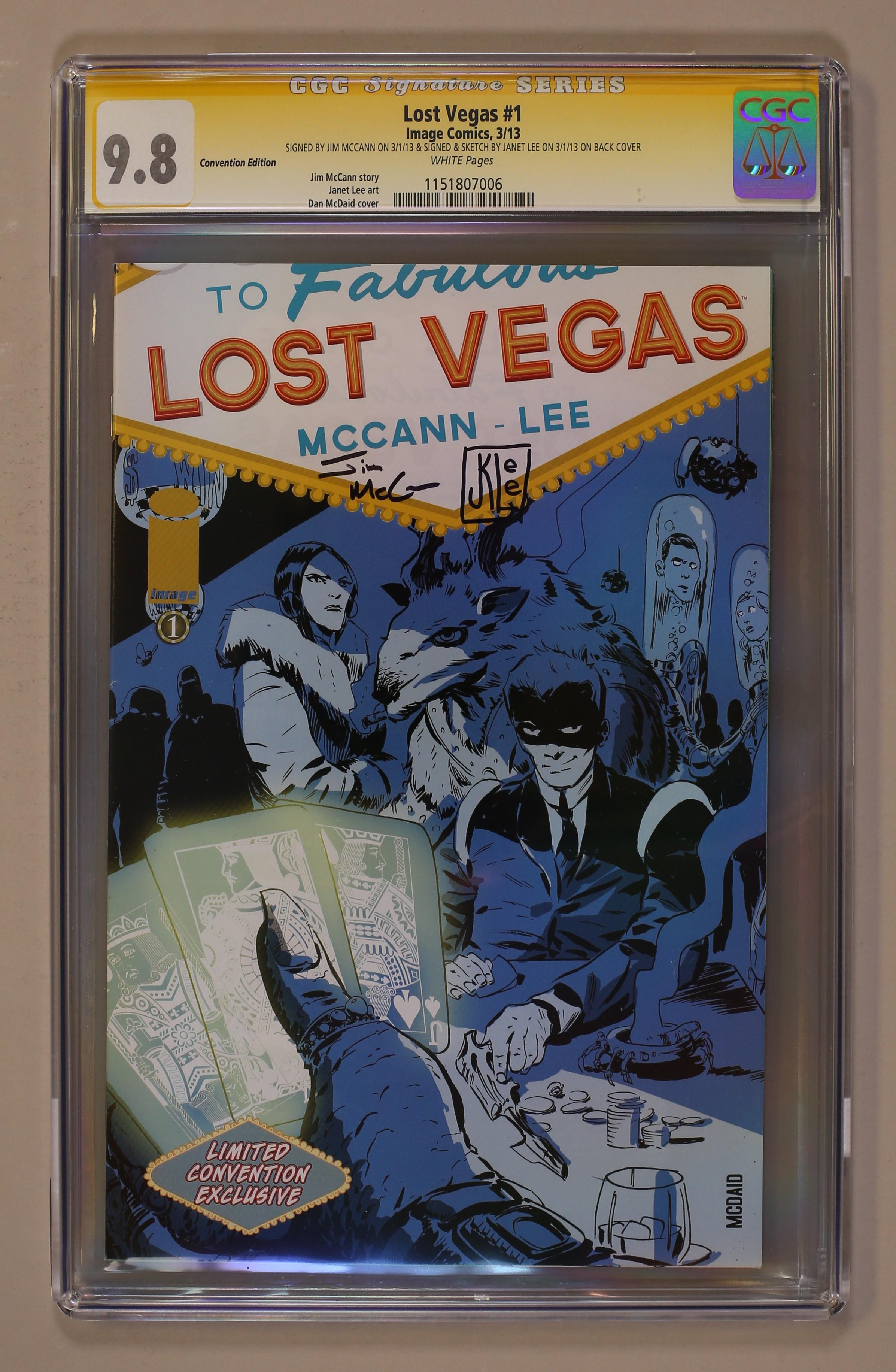 Lost Vegas kolikkopeli - Mobil6000
