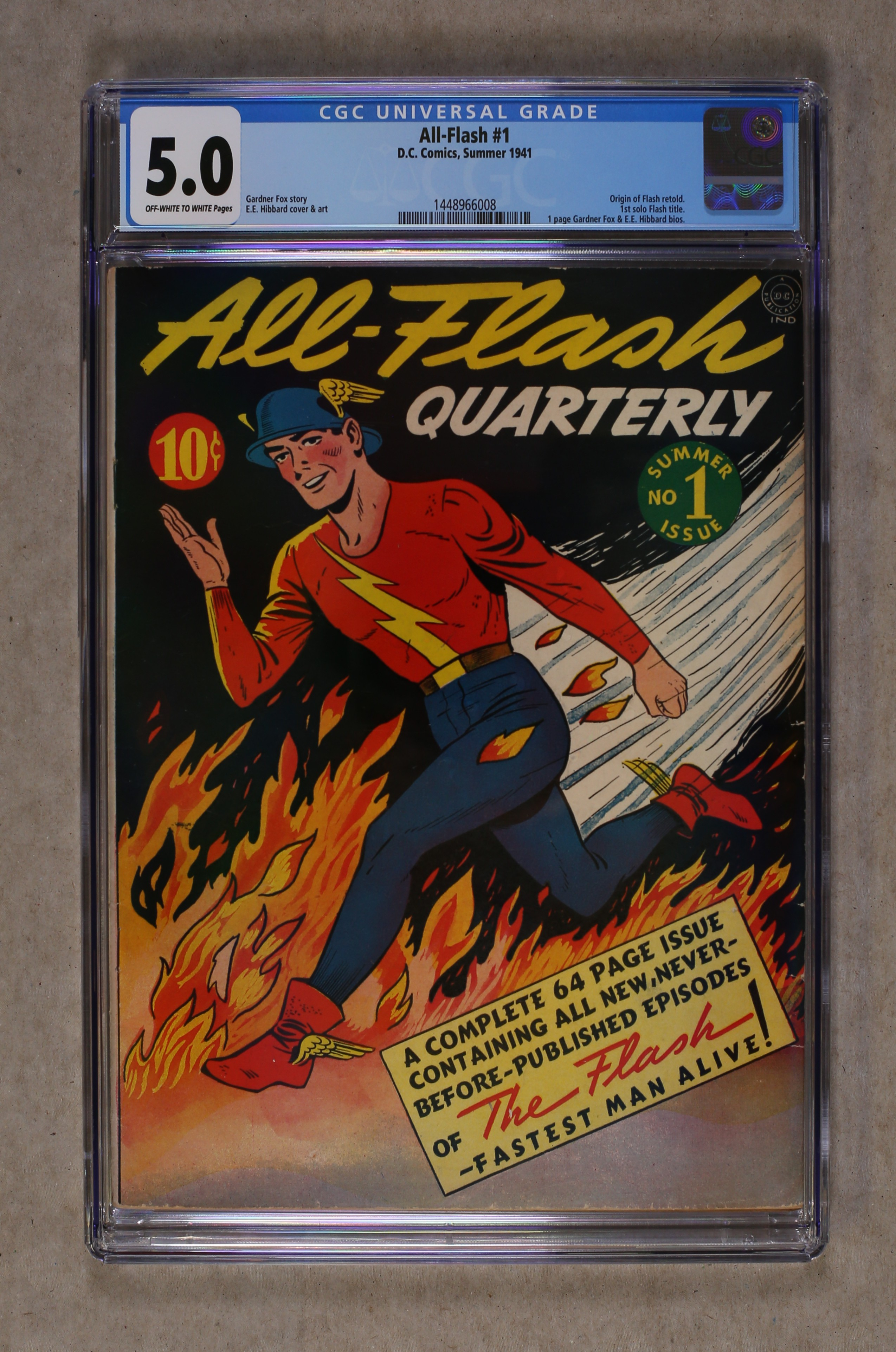 how to get a comic book cgc graded