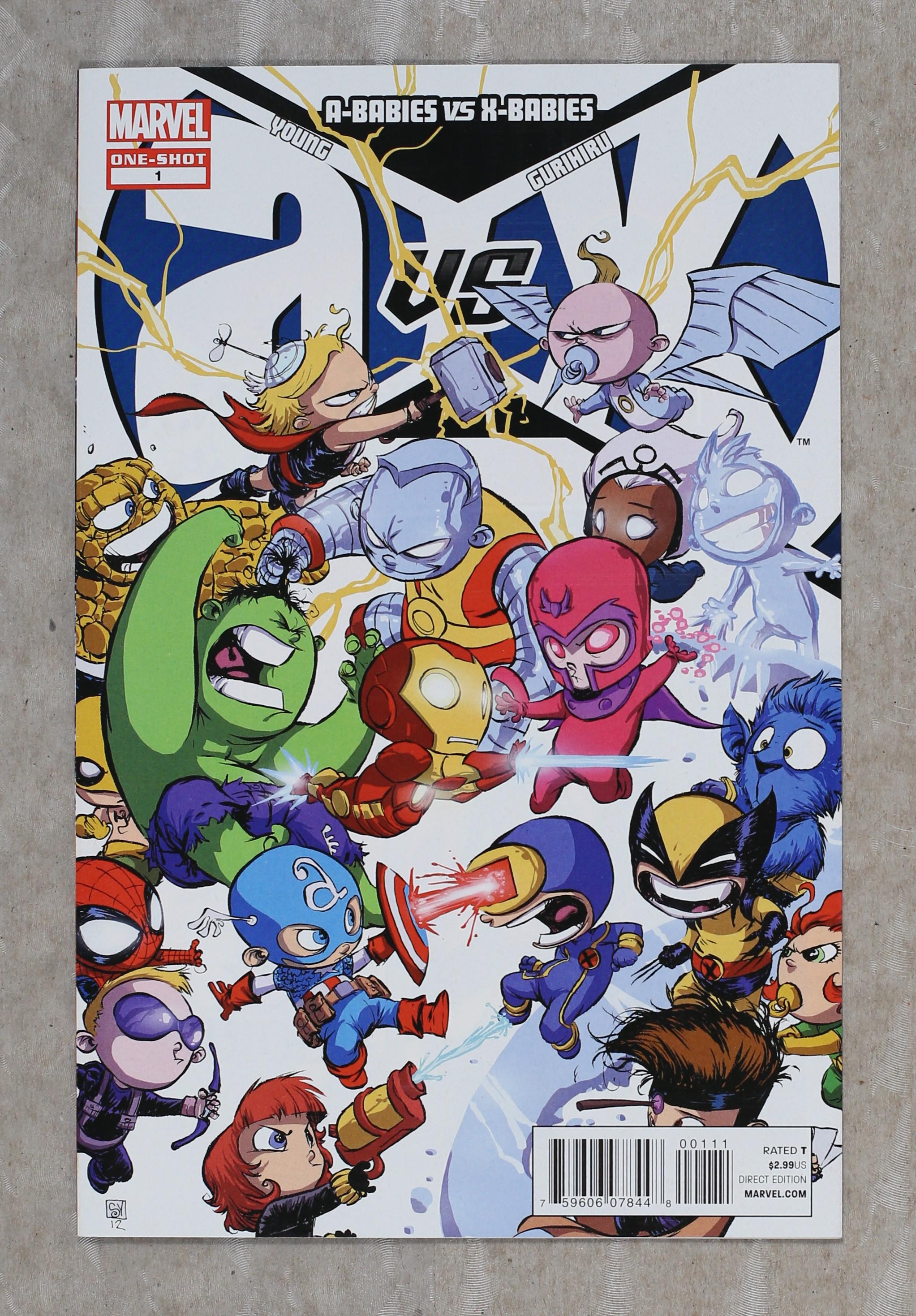 XBabies 2009 1  Comics  Marvelcom