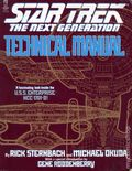 Star Trek The Next Generation Technical Manual SC (1991) 1-REP