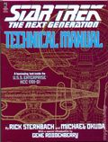 Star Trek The Next Generation Technical Manual SC (1991) 1-1ST