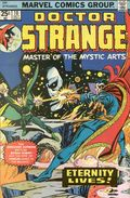 Doctor Strange (1974 2nd Series) Mark Jewelers 10MJ