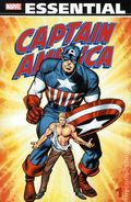 Essential Captain America TPB (2010 3rd Edition) 1-1ST