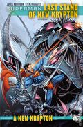 Superman Last Stand of New Krypton HC (2010-2011 DC) A New Krypton Collection 1-1ST