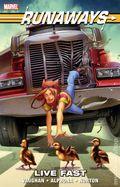 Runaways Live Fast TPB (2010 Marvel) 1-1ST