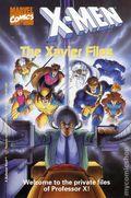 X-Men The Xavier Files SC (1994 A Bullseye Book) 1-1ST