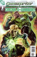 Green Lantern Emerald Warriors (2010) 1B