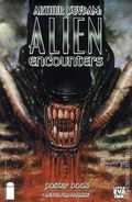 Arthur Suydam Alien Encounters Portfolio (2004) SET-01A