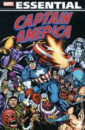 Essential Captain America TPB (2008- Marvel) 2nd Edition 2-1ST