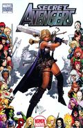 Secret Avengers (2010 1st Series) 4C