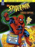 Spider-Man Caged Captive HC (1996 Crystal Decoder Book) 1-1ST