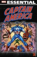 Essential Captain America TPB (2008- Marvel) 2nd Edition 3-1ST