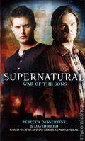 Supernatural War of the Sons PB (2010 Novel) 1-1ST