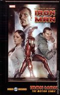 Iron Man Extremis HC and Motion Comic DVD (2010) 1B-1ST
