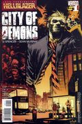 Hellblazer City of Demons (2010 DC/Vertigo) 1