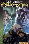 Frankenstein Prodigal Son (2010 Dynamite) Vol 2 4