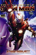 Invincible Iron Man HC (2008-2012 Marvel) By Matt Fraction 5-1ST