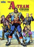 A-Team Storybook Comics Illustrated TPB (1983 Marvel) 1-1ST