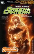 Green Lantern Agent Orange TPB (2010 DC) Prelude to The Blackest Night 1-1ST