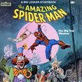 Amazing Spider-Man The Big Top Mystery SC (1984 Marvel Books) A Big-Looker Storybook 1-1ST
