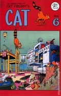 Adventures of Fat Freddys Cat (1986 Reprint) 6