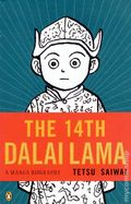 14th Dalai Lama A Manga Biography GN (2010 Penguin) 1-1ST