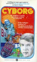 Cyborg PB (1972-1974 Six Million Dollar Man Novel) 1-REP