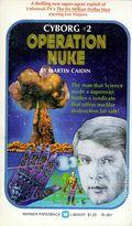 Cyborg PB (1972-1974 Six Million Dollar Man Novel) 2-REP