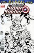 Steve Rogers Super-Soldier (2010 Marvel) 2B