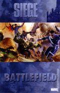 Siege Battlefield TPB (2010 Marvel) 1-1ST