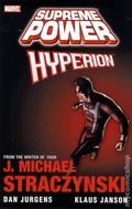 Supreme Power Hyperion TPB (2010 Marvel) 2nd Edition 1-1ST