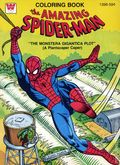 Amazing Spider-Man Coloring Book SC (1970-1980 Whitman) WH-1396