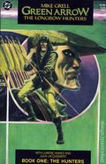 Green Arrow The Longbow Hunters (1987) 2nd Printing 1