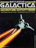 Battlestar Galactica Color and Activity Book SC (1978) BG-354