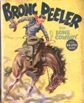 Bronc Peeler the Lone Cowboy (1937 Whitman BLB) 1417