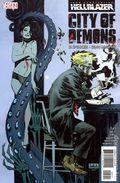 Hellblazer City of Demons (2010 DC/Vertigo) 5