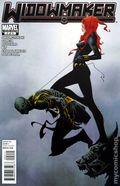 Widowmaker (2010 Marvel) with Black Widow & Hawkeye 2A