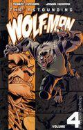Astounding Wolf-Man TPB (2008-2010 Image) 4-1ST
