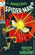 Amazing Spider-Man (1963 1st Series) UK Edition 72UK