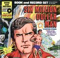Six Million Dollar Man LP Record Album (1976) 1B