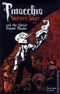 Pinocchio Vampire Slayer GN (2009) 2-1ST