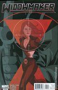 Widowmaker (2010 Marvel) with Black Widow & Hawkeye 4