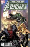 New Avengers (2010-2013 2nd Series) 8