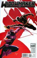 Widowmaker (2010 Marvel) with Black Widow & Hawkeye 1B