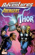 Marvel Adventures Avengers Thor TPB (2011 Marvel Digest) 1-1ST